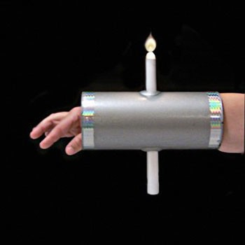 DISCONTINUED Candle Thru Arm -DELUXE