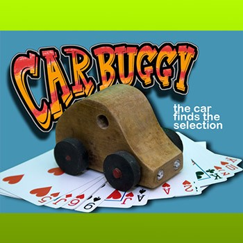 Wood Car Buggy + ONLINE VIDEO