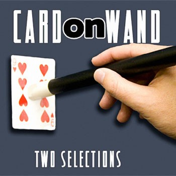 Card On Wand + BONUS VIDEO