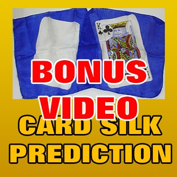 BONUS VIDEO: Card Silk Prediction