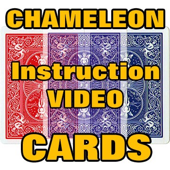 ONLINE VIDEO: Chameleon Cards