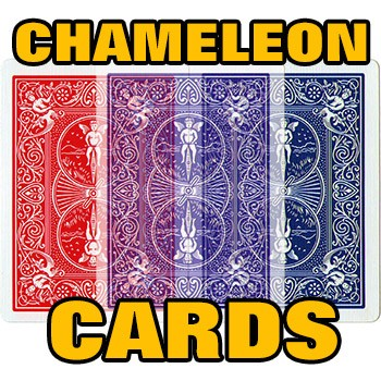Chameleon Cards + ONLINE VIDEO