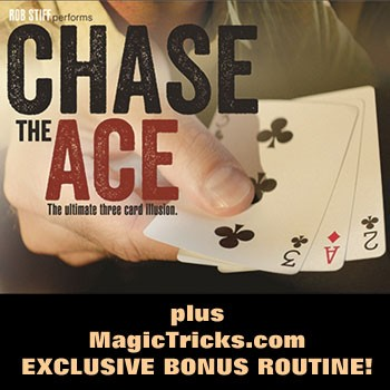 OSR Chase the Ace Monte Supreme+ BONUS VIDEO