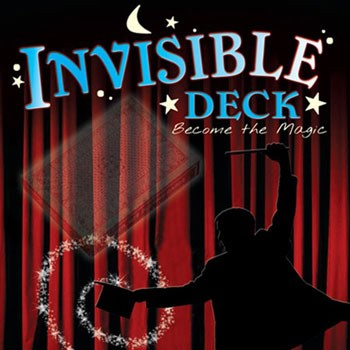 DISCONTINUED Invisible Deck- Classic