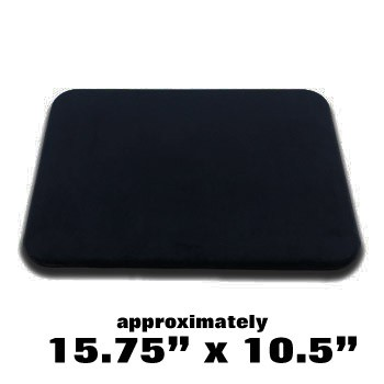 Closeup Pad- TCC Hard and Soft BLACK