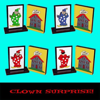 DISCONTINUED Clown Surprise Act
