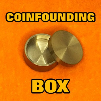 Coinfounding Box + ONLINE VIDEO