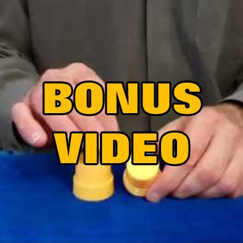BONUS VIDEO: Coin Pedestal