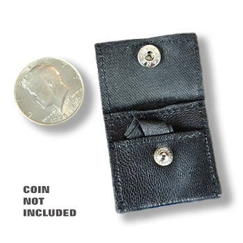 Pocket Snap Coin Pouch