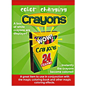 Color Changing Crayons