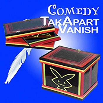 DISCONTINUED Comedy Take Apart Vanish