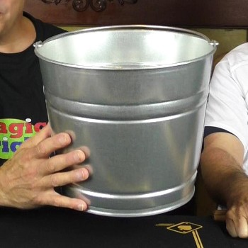 Confetti Bucket - STAGE SIZE