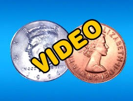 ONLINE VIDEO: Copper Silver Coin