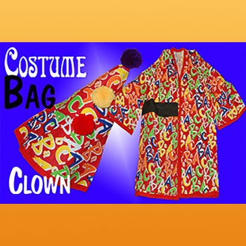 DISCONTINUED Clown Costume Bag