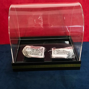 *CLOSEOUT* Crystal Money Chest