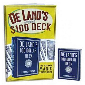 DeLands $100 Deck Special Edition + BONUS