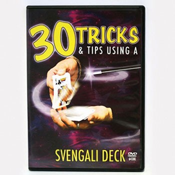 DVD- Svengali Deck Instruction: 30 Tricks
