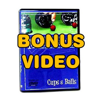ONLINE VIDEO: Amazing Easy Cups and Balls