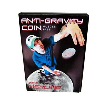 DVD- The Muscle Pass aka AntiGravity Coin