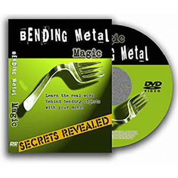 DVD- Bending Metal Secrets Revealed