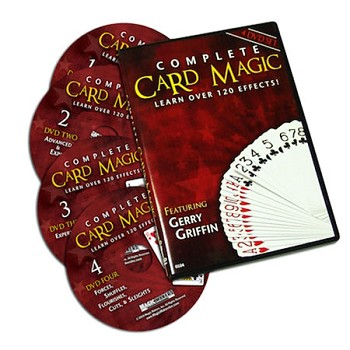 DVD Set- Complete Card Magic