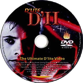 D'Lite Instruction DVD- Part of Package
