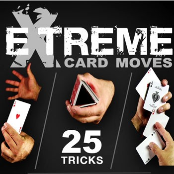 DISCONTINUED DVD- Extreme Card Moves