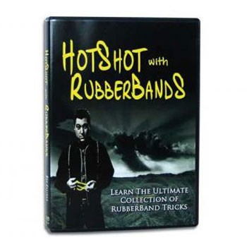 DISCONTINUED DVD- Hotshot With Rubber Bands