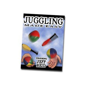 DVD- Juggling Made Easy