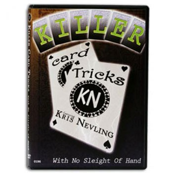 DVD- Killer Card Tricks