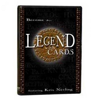 DISCONTINUED DVD- Legend With Cards