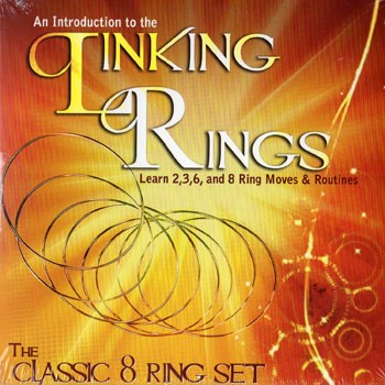 DISCONTINUED Complete Linking Rings Course DVD