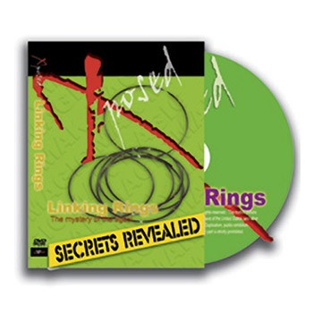 DVD- Linking Rings Secrets Revealed