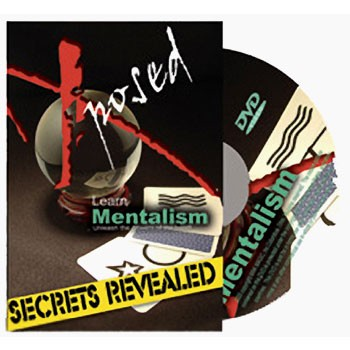 DVD- Learn Mentalism In Minutes- Secrets Revealed