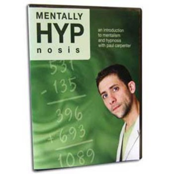 DVD- Mentally HYPnosis