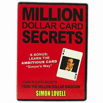DVD- Million Dollar Card Secrets