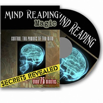 DVD- Mindreading Secrets Revealed