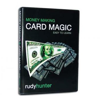 DVD- Money Making Card Magic