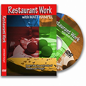 DVD- Restaurant Work