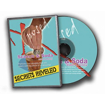 86 DISCONTINUED DVD- Scotch and Soda Secrets