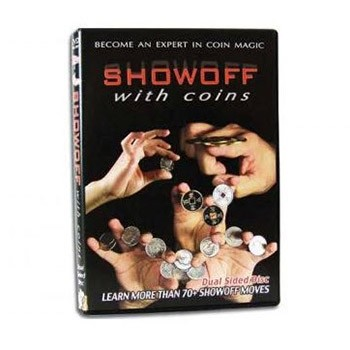 DVD- Showoff With Coins