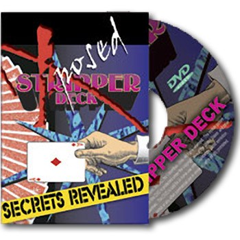 DVD- Stripper Deck Instruction: Secrets