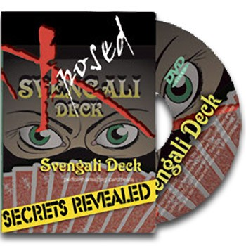 DVD- Svengali Deck Instruction: Secrets