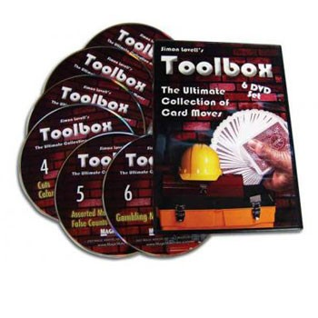 DVD Set- Toolbox
