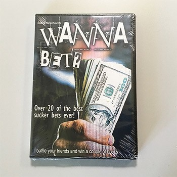 *CLOSEOUT* DVD- Wanna Bet