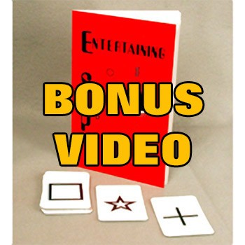 ONLINE VIDEO: ESP Deck With Booklet