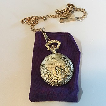 SOLD Fancy Pocket Watch PREOWNED