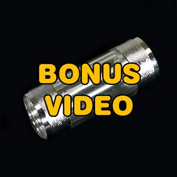 BONUS VIDEO: Flash Tube