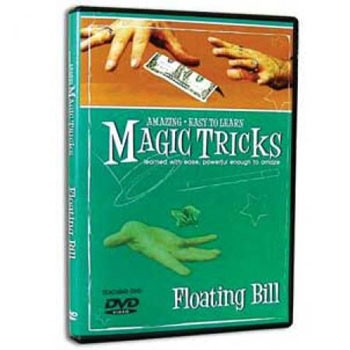 DISCONTINUED Floating Dollar Bill Kit with DVD