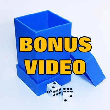 BONUS VIDEO: Forcing Dice Box